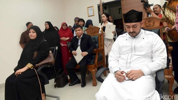 Ogah Cerai, Al Habsyi: Saya Nggak Mau Talak Keluar dari Mulut Saya