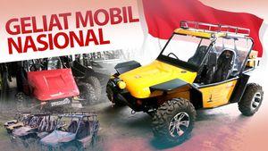 Geliat Mobil Nasional