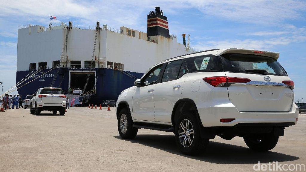 Pabrik Aktif Lagi, Toyota Indonesia Mulai Produksi 300 Mobil per Hari