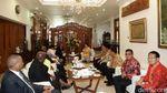 Ahok Temani Megawati Bertemu Presiden Afrika Selatan