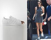 5 <I>Sneakers</i> Andalan Kendall Jenner yang Patut Jadi Referensi Sepatu Baru