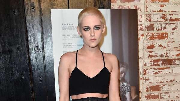 Bikin Pangling, Kristen Stewart Tampil Botak