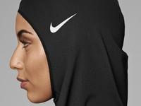 Hijab sport Nike. Foto: Nike