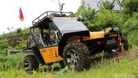 Komodo, Mobil Offroad Penghubung Daerah Tanpa Infrastruktur