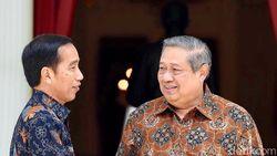 Kejujuran SBY Dibalas Salam Hormat Jokowi