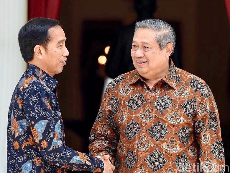 Viral #SBYJelaskan, Tentang SBY yang Tetap Sabar Diungkit Jokowi