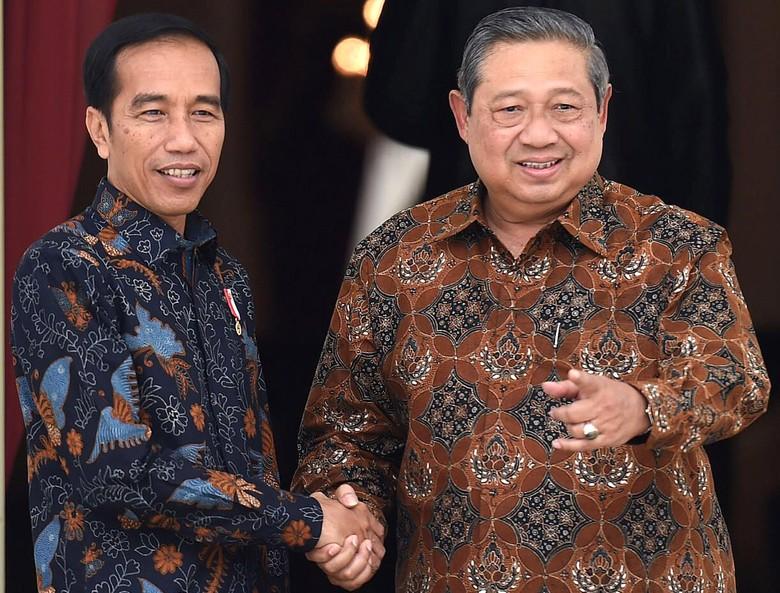 Ucapan Terimakasih Jokowi ke SBY Mengandung Sindiran?