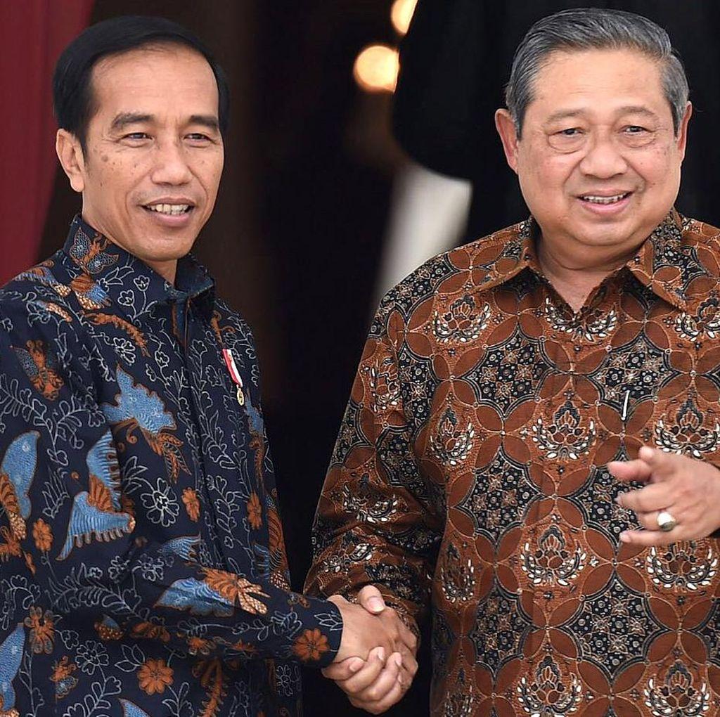 PKB Anggap Terima Kasih Jokowi ke SBY Bak Dua Sisi Mata Uang