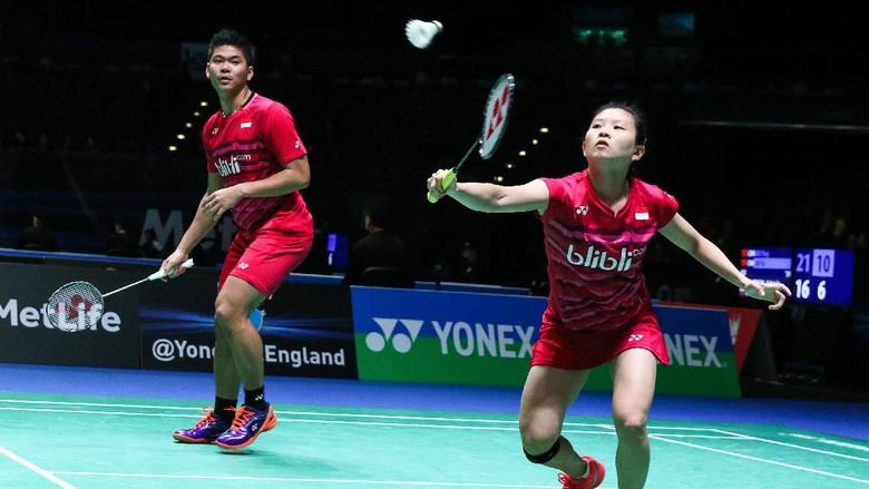 Praveen/Debby Harus Puas Jadi Runner-up