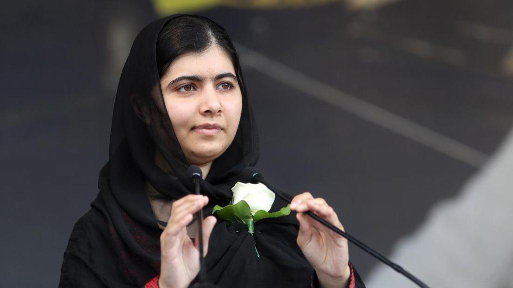 Bill Gates Gelar Karpet Merah Buat Malala Yousafzai