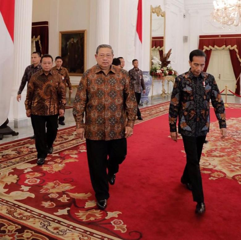 Begini Perbandingan Elektabilitas SBY Dan Jokowi Jelang