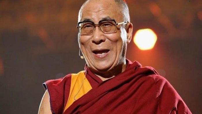 Dalai Lama alami sakit infeksi dada yang bisa mengancam jiwanya. (Foto: Getty Images)