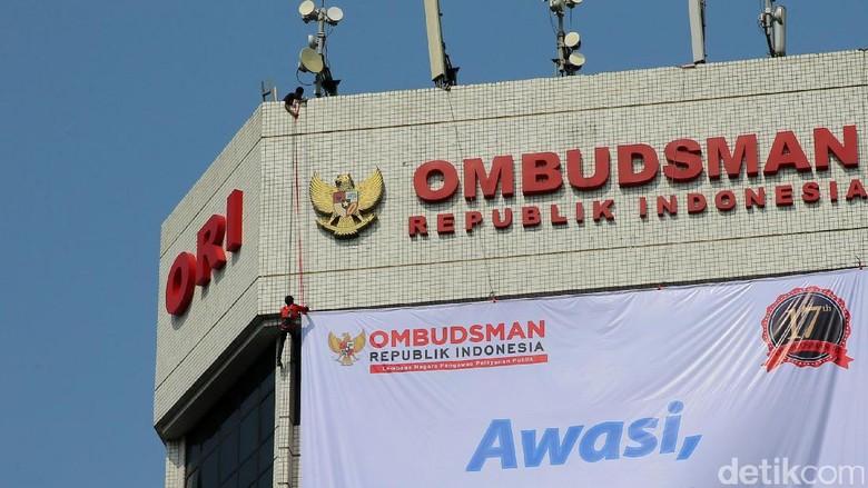 Ombudsman Gandeng KPK Tangani Aduan Kasus Pelayanan Publik