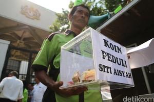 Aksi Solidaritas untuk Siti Aisyah