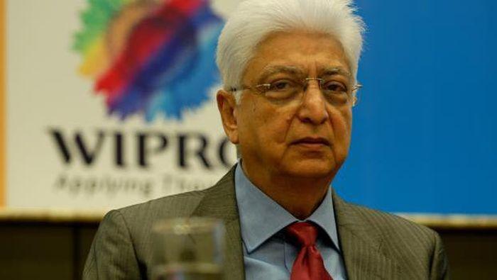 Azim Premji. Foto: istimewa