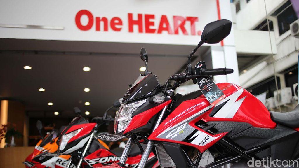 BBN Jakarta Naik, Harga Jual Motor Ikut Terkerek