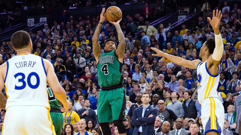 Warriors Dikalahkan Celtics di Kandang Sendiri