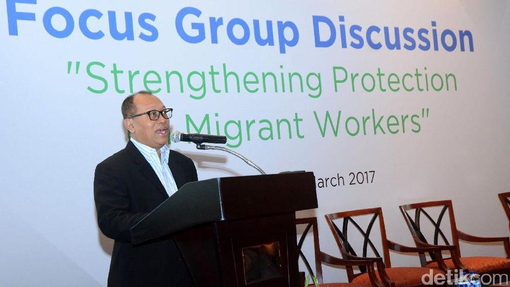 BPJSTK Minta Malaysia dan Korsel Beri Jaminan Sosial ke TKI