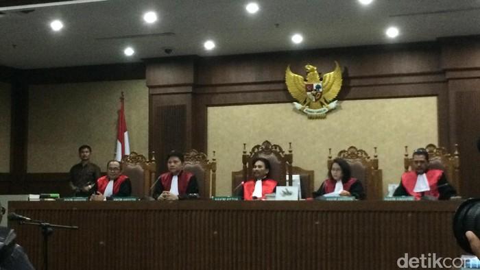 Foto: Sidang kasus e-KTP