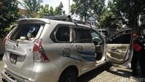Cerita Horor Penumpang Avanza yang Dirusak Massa di Bandung