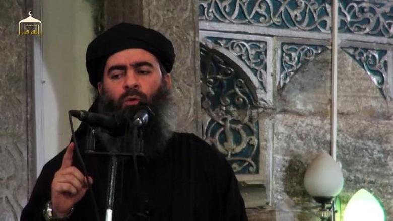 Intelijen Irak: Putra Pemimpin ISIS Tewas Akibat Rudal Rusia