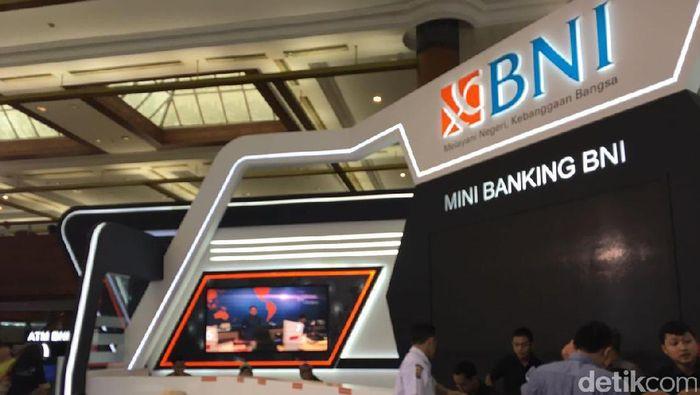 BNI/Foto: Muhammad Idris/detikFinance