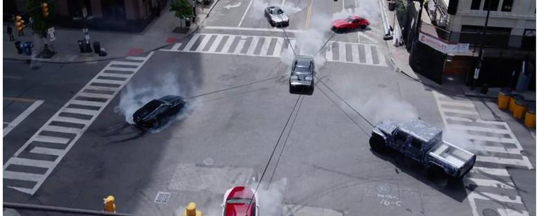 Fast and furious. Foto: imdb