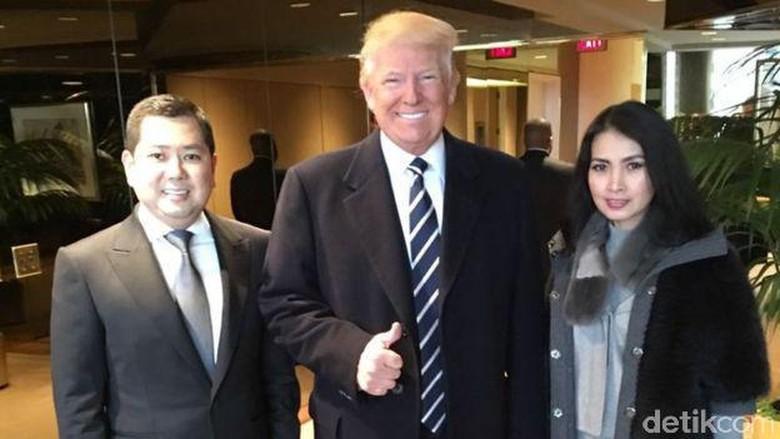 Hary Tanoe dan Donald Trump