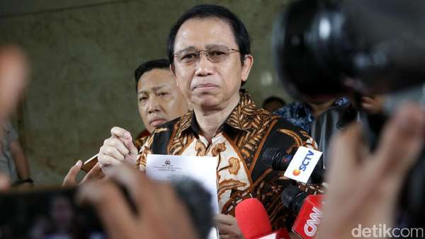 Dalami Penganggaran e-KTP, KPK Panggil Eks Ketua DPR Marzuki Alie