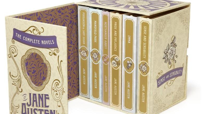 Fakta Terbaru! Penulis Jane Austen Diduga Keracunan Arsenik