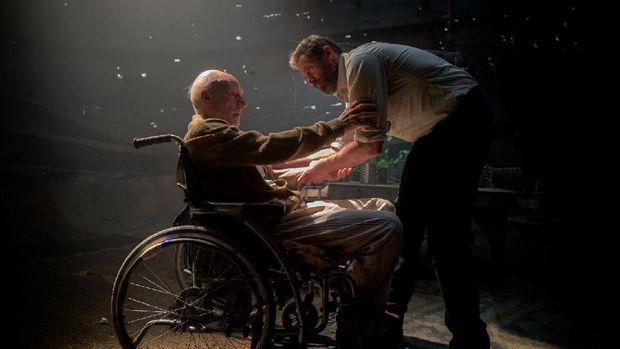 Screenshoot film 'Logan'.