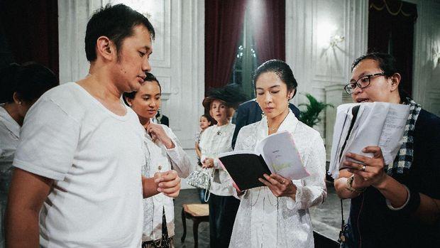 Hanung Bramantyo Tak Berharap 'Kartini' Menang di FFI