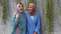 Ia mempercayai Nycta sebagai salah satu model untuk brand baju muslim miliknya.