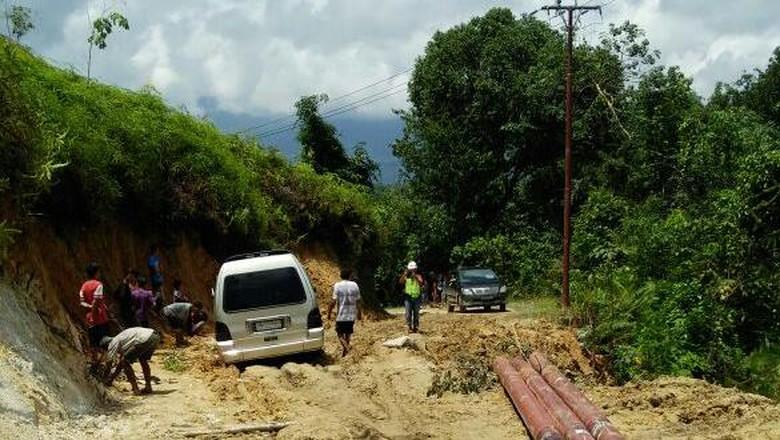 Kerugian Banjir dan Longsor di Lima Puluh Kota Capai Rp 252 M