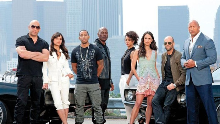 The Fate and Furious