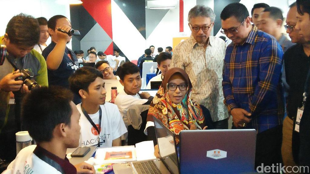 Puluhan Developer Lokal Adu Kreasi Bikin Aplikasi