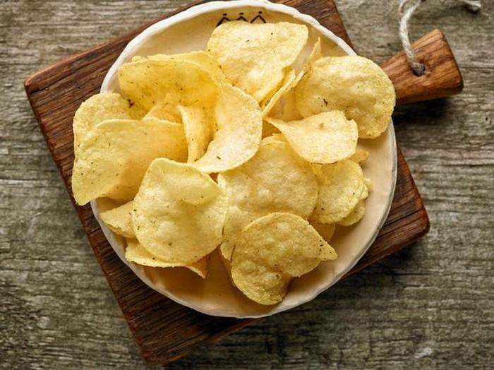 keripik kentang istimewa