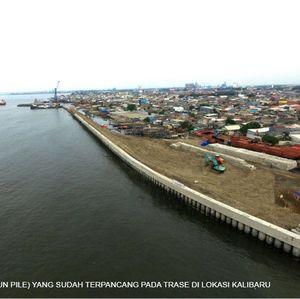 Sumur Bor Dibatasi, Penurunan Muka Tanah Jakarta Mulai Berkurang
