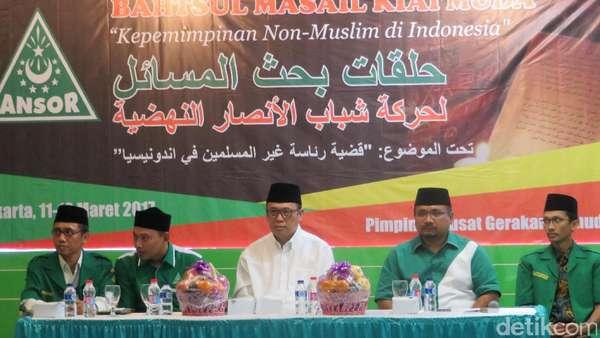 GP Ansor: Kami Siap Mensalatkan Jenazah Muslim yang Ditolak