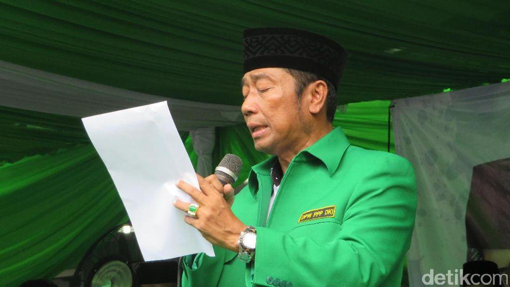 Kursi Ketua DPW PPP DKI Digugat, Haji Lulung Buka Suara
