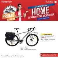 Promo Sepeda United Di Bicycle Fair Di Transmart Dan Carrefour
