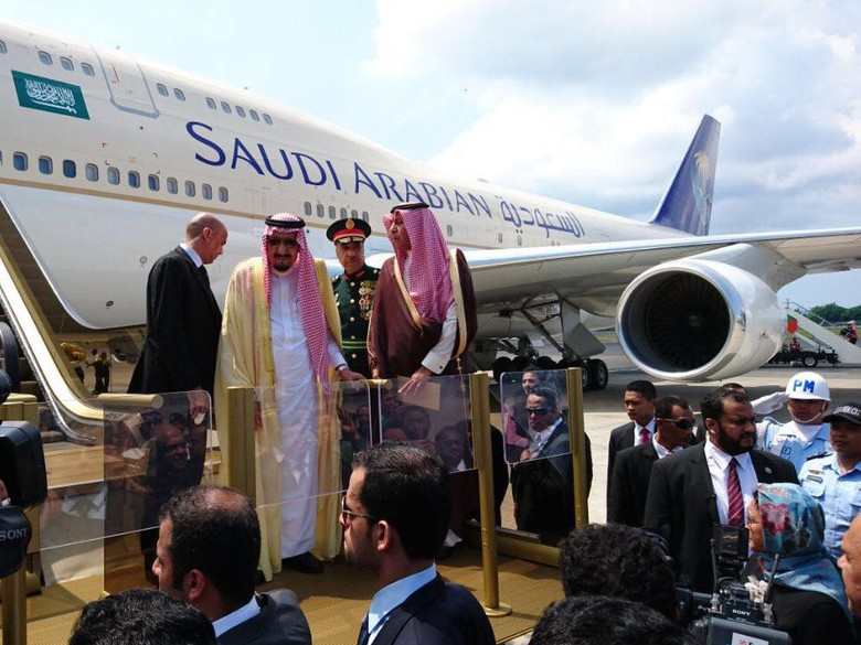 Gubernur: Raja Salman Puas dengan Bali, Semoga Kembali Lagi