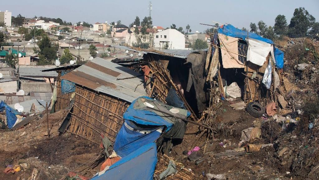 Longsor di Tempat Pembuangan Sampah Ethiopia, 48 Orang Tewas