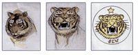 Logo Divisi Siliwangi karya pelukis Barli