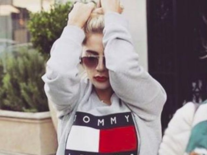 Lady Gaga batal konser karena terserang laringitis. Foto: Instagram
