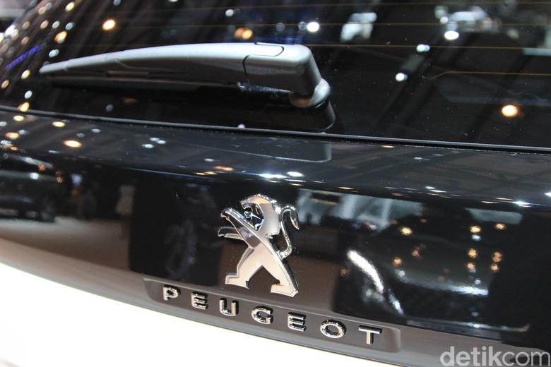 Peugeot. Foto: Dina Rayanti
