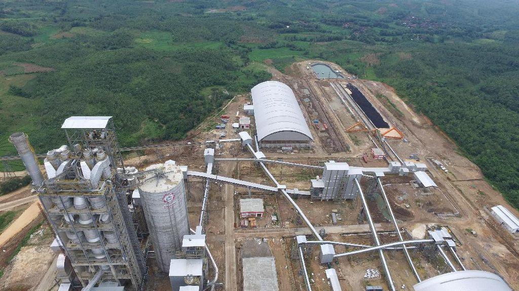 Semen Indonesia Bangun Pabrik Mortar Berkapasitas 375 Ribu Ton