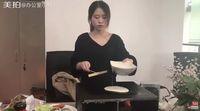 Unik! Wanita Ini Memanggang Daging dengan Setrika dan Buat Crepes di Atas CPU!
