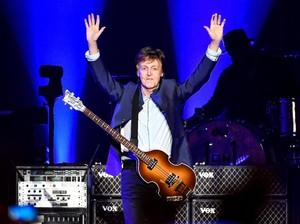 Paul McCartney Bikin Lagu untuk Trump yang Sindir Perubahan Iklim