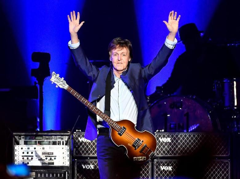 Paul McCartney Foto: Steve Jennings/Getty Images